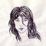 Zoria, disegnata da Elisa Rosso
