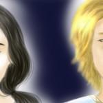 Windaw e Zoria, disegnati da Serenity